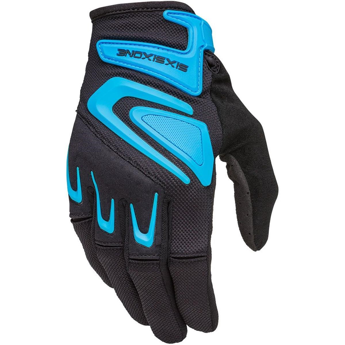 SixSixOne Handschuhe 661 Rage, XS, Schwarz