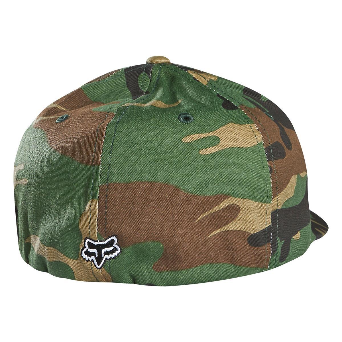1dd4f8299dd728 Fox Flexfit Cap Legacy Camo | Maciag Offroad