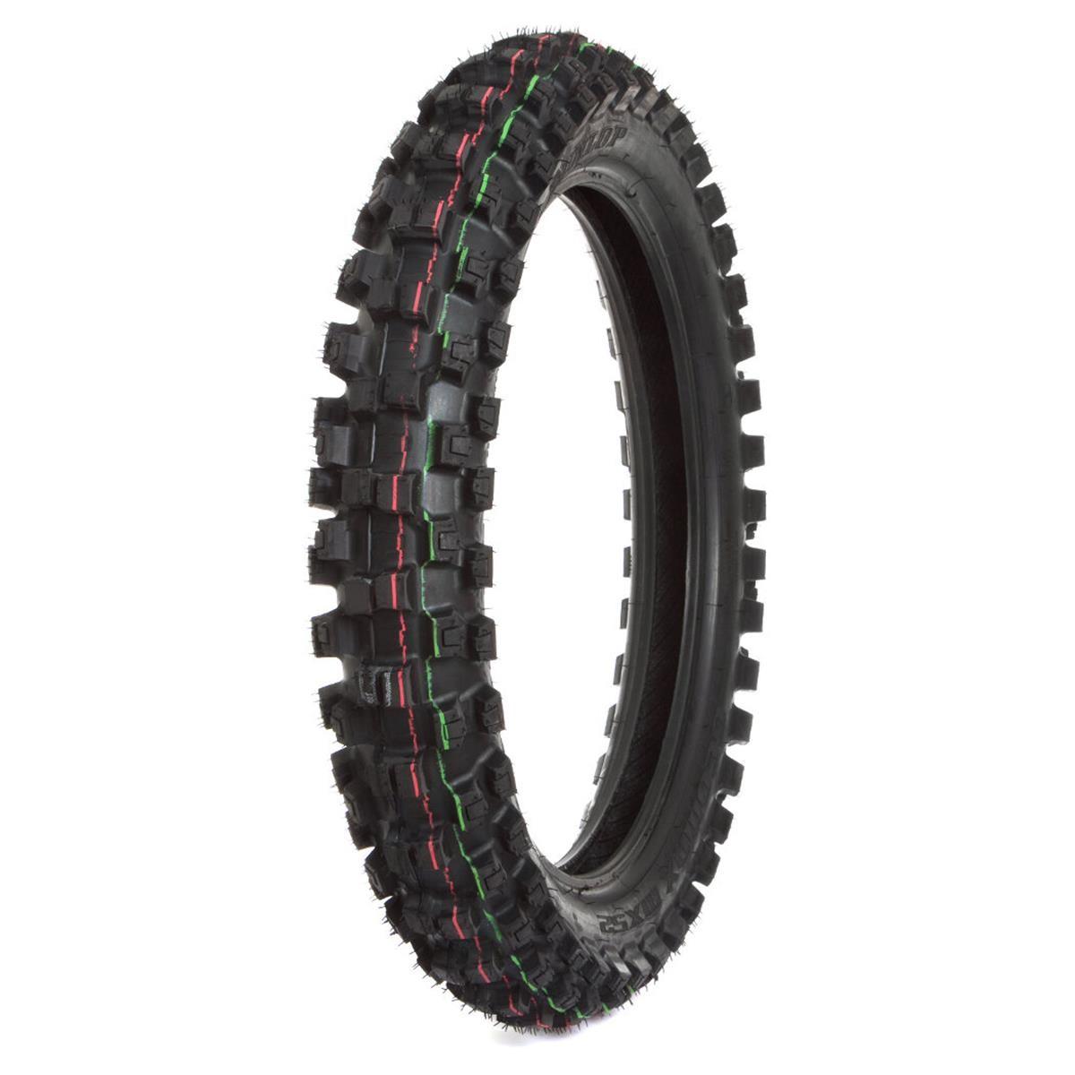Dunlop Vorderradreifen Geomax MX52 F Motocross 80/100-21