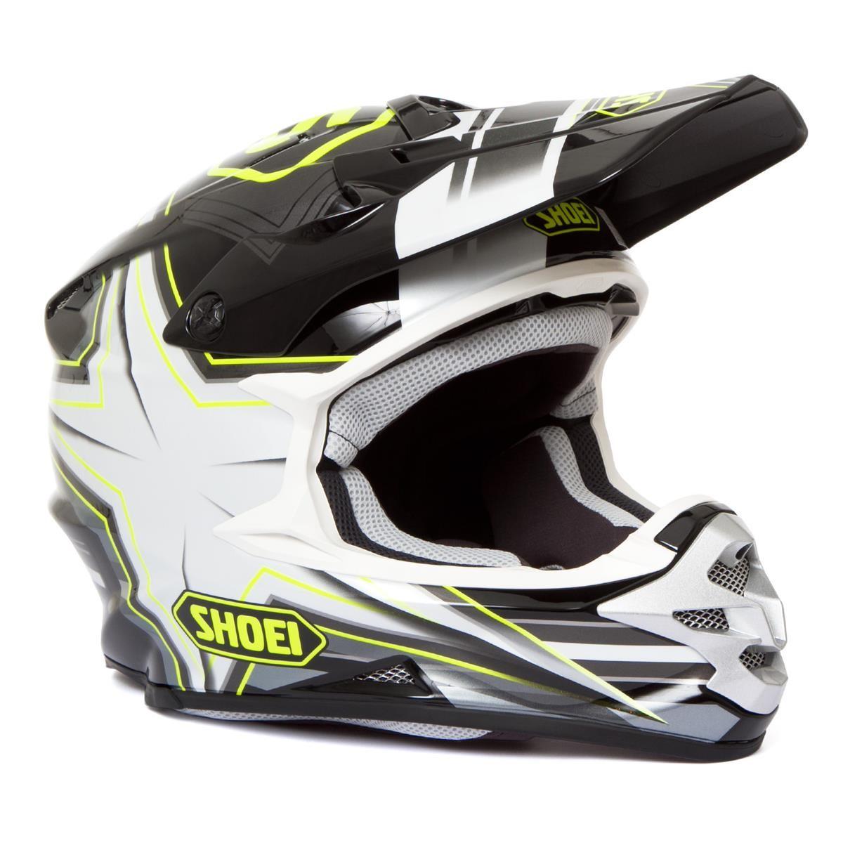 shoei helm mx motocross enduro quad vfx w reputation tc 3 neu ebay. Black Bedroom Furniture Sets. Home Design Ideas