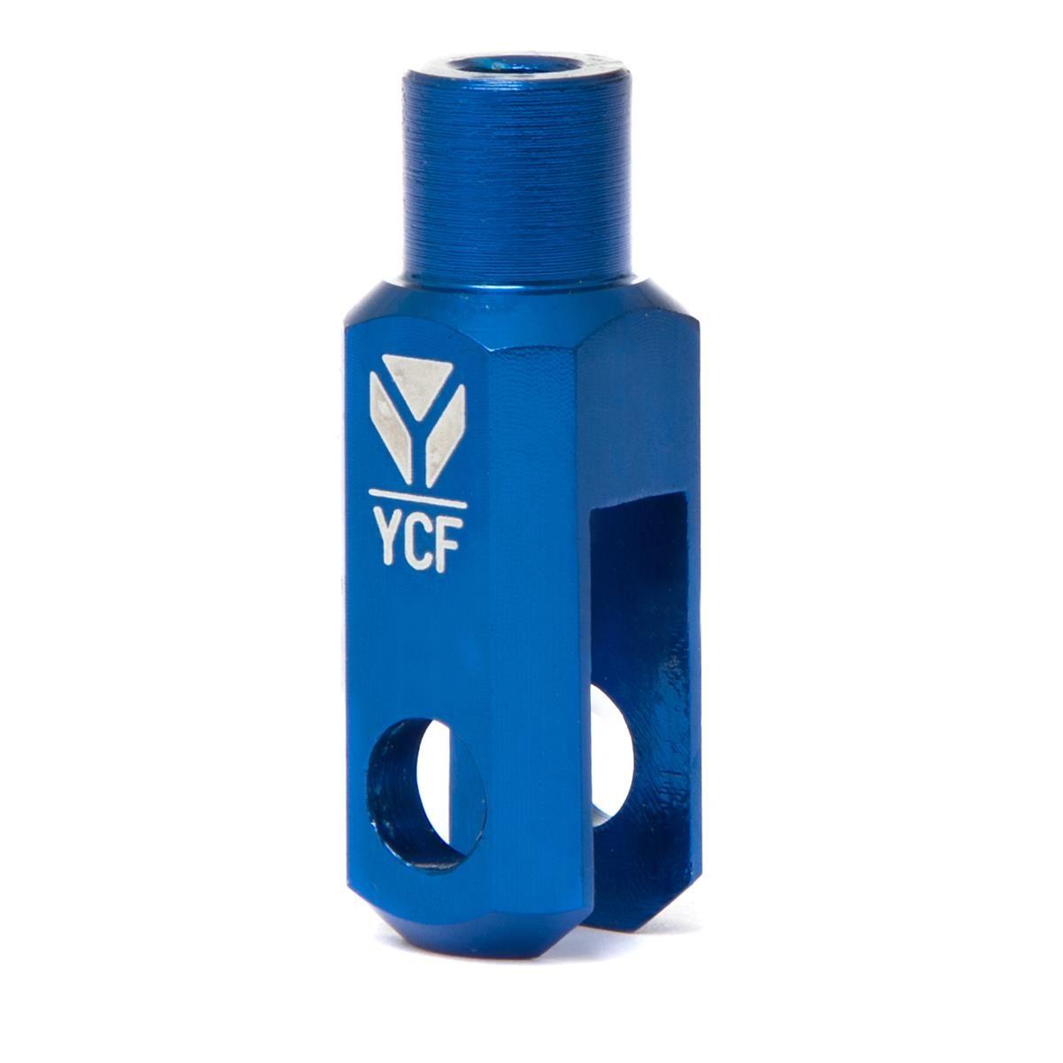 YCF Hinterradbremsen Einsteller  Blau