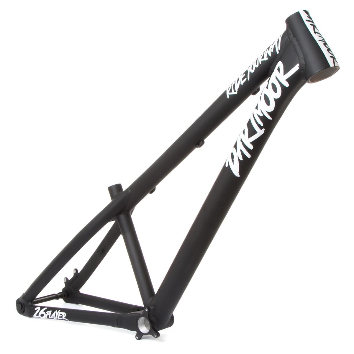 Dartmoor MTB-Rahmen Two6Player Aluminium, Matte Black | Maciag Offroad