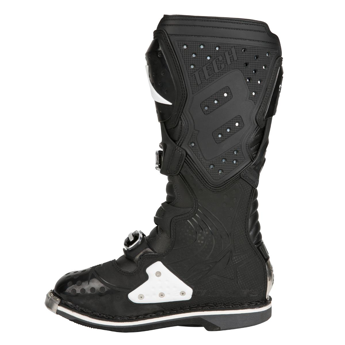NEW Alpinestars Mx Tech 8 Late Model Motocross Boots Black Replacement Soles