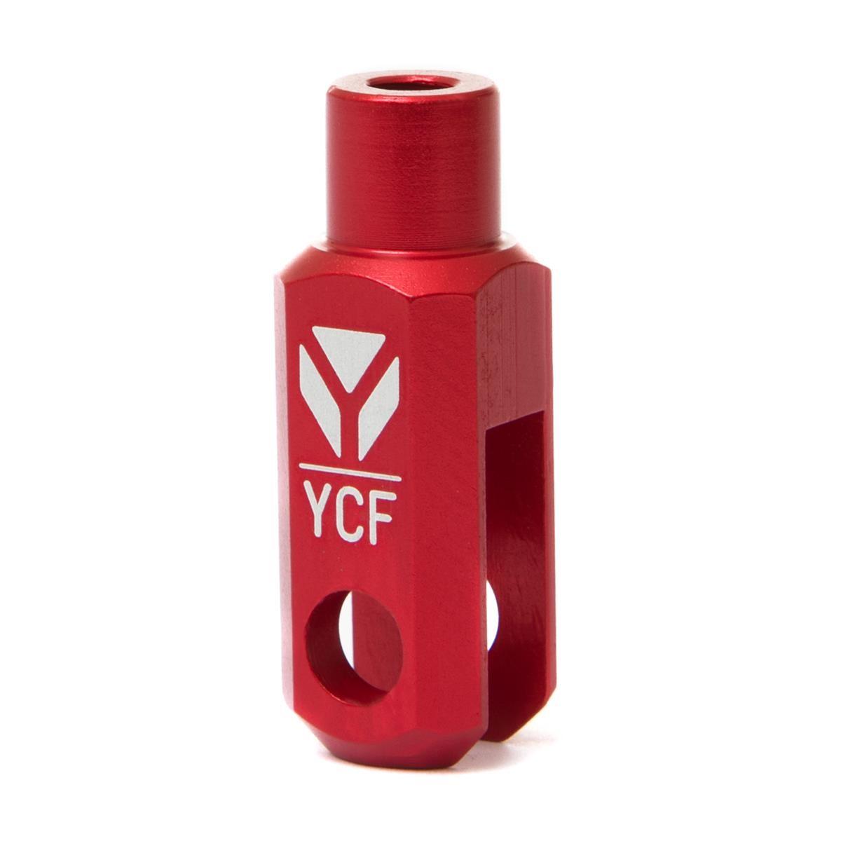 YCF Hinterradbremsen Einsteller  Rot