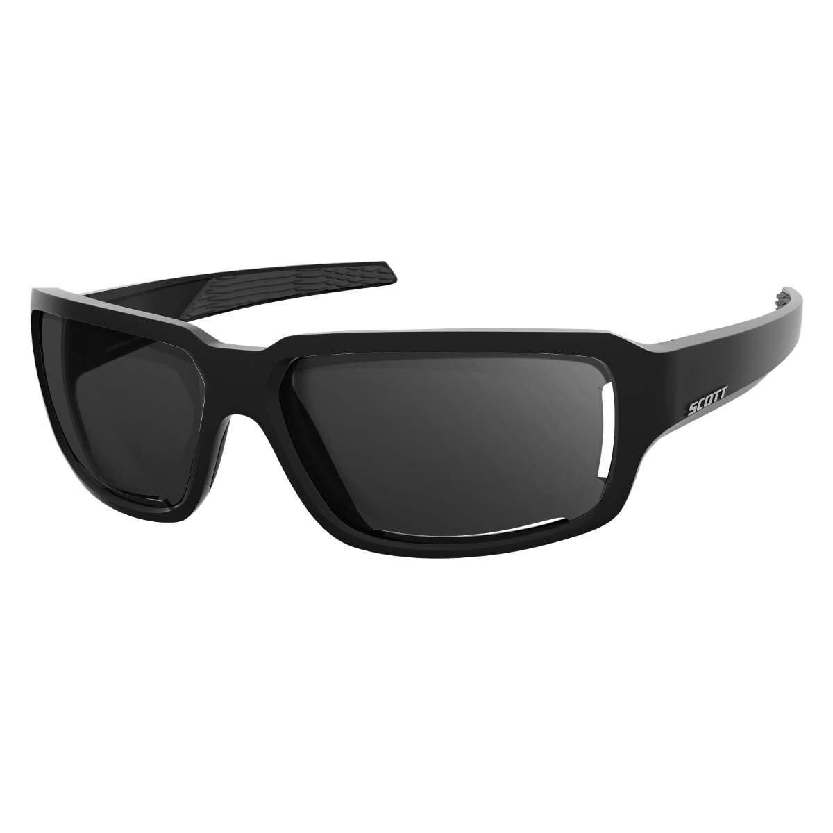 Scott Sportbrille Obsess ACS Matt-Schwarz Radsport Grey