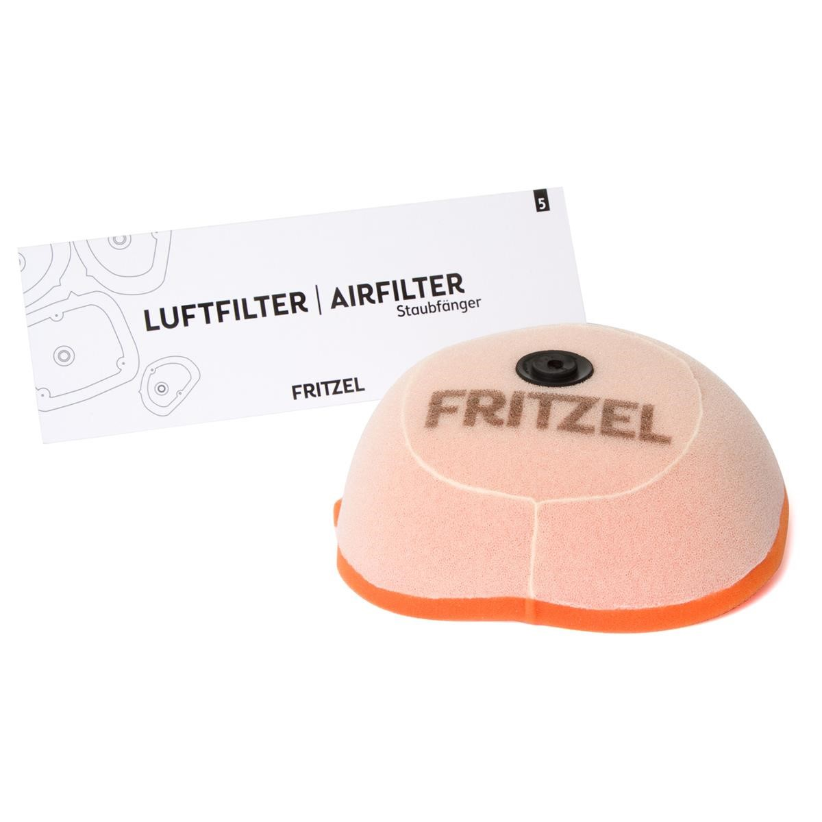FRITZEL Luftfilter Staubfänger KTM EXC 125/200/250/300, EXC-F 250/400/450/500, SX-F 250/350/450, Husaberg FE/TE, Husqvarna FC/TE/FE