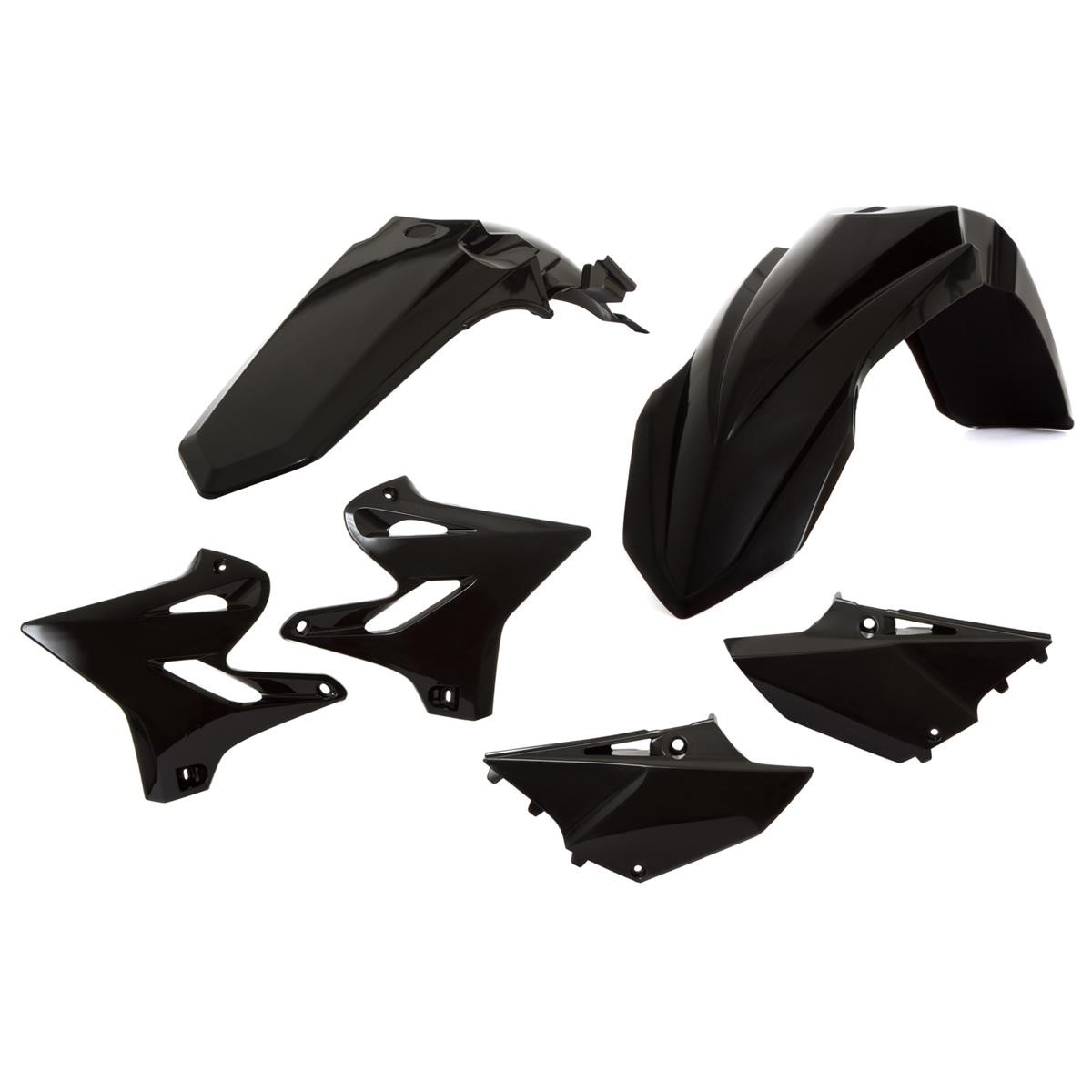 acerbis plastik kit yamaha yz wr 125 250 15 17 schwarz. Black Bedroom Furniture Sets. Home Design Ideas