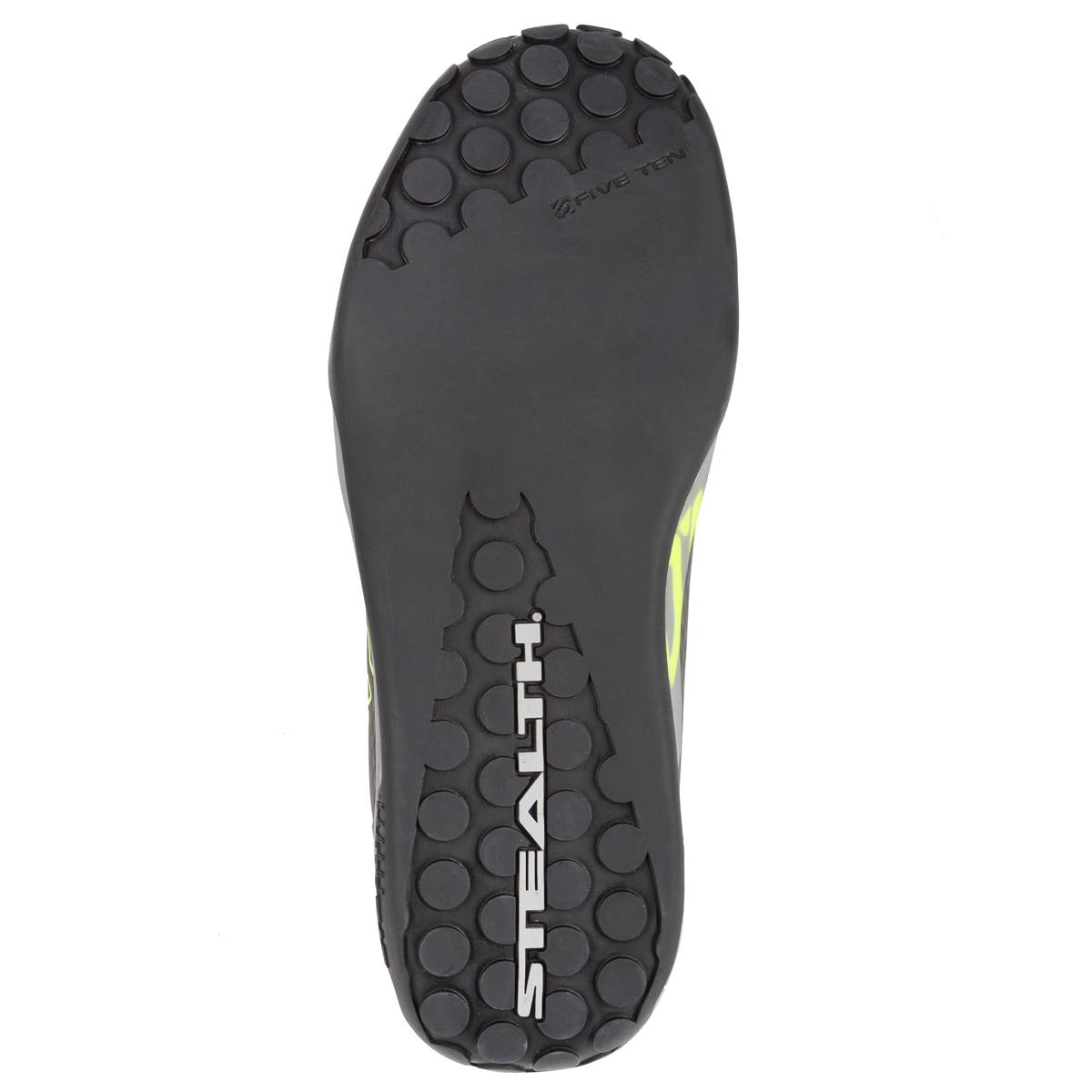 Details zu Five Ten MTB Schuhe Freerider Contact SchwarzLime Punch