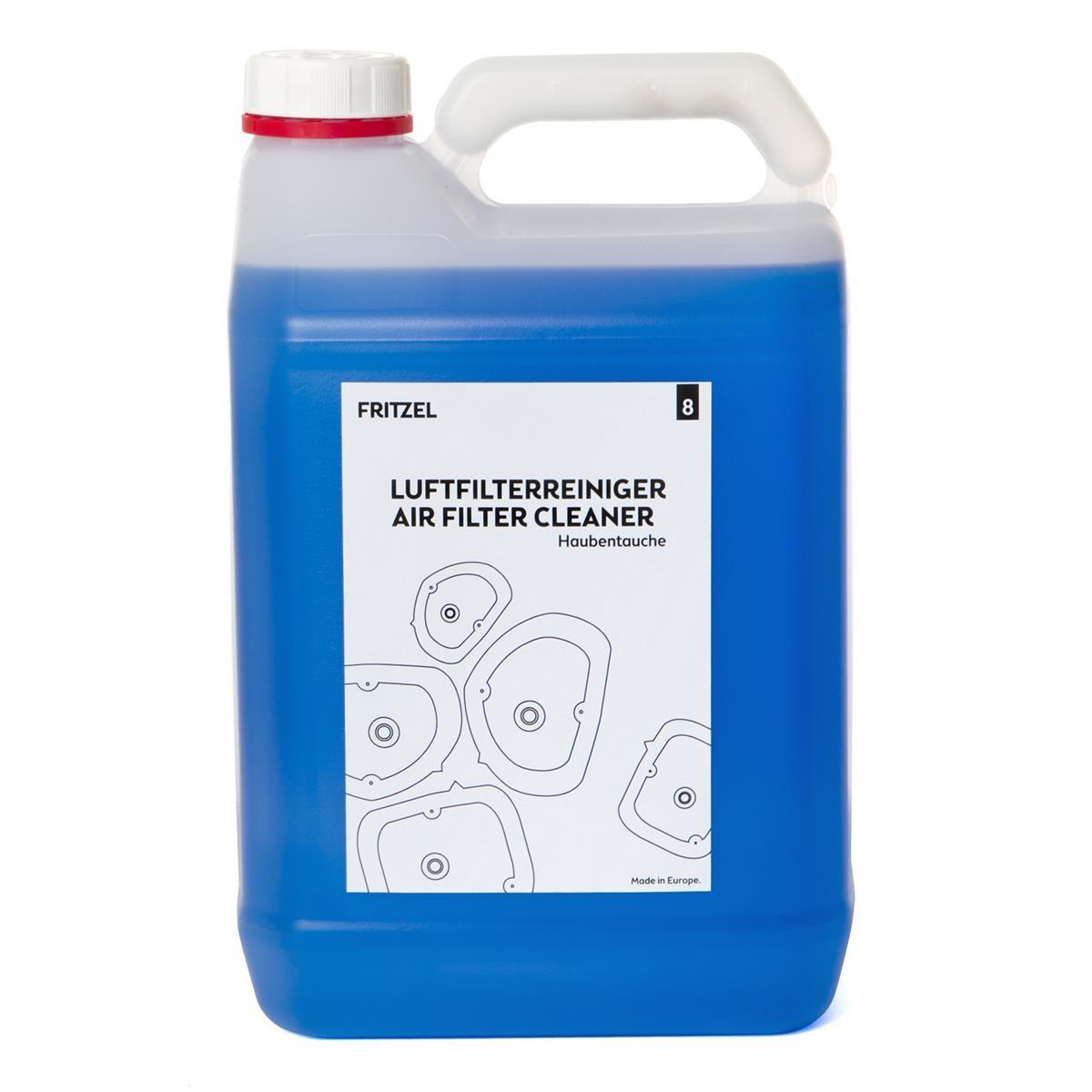 FRITZEL Luftfilterreiniger Haubentauche 5 Liter