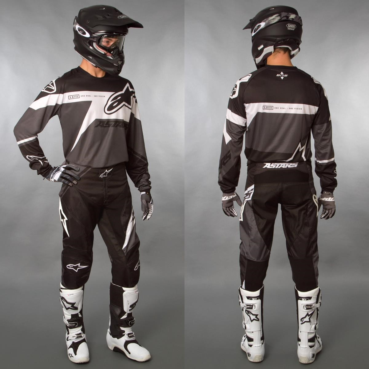 Alpinestars Motocross & Enduro MX Combo | Alpinestars Racer ...