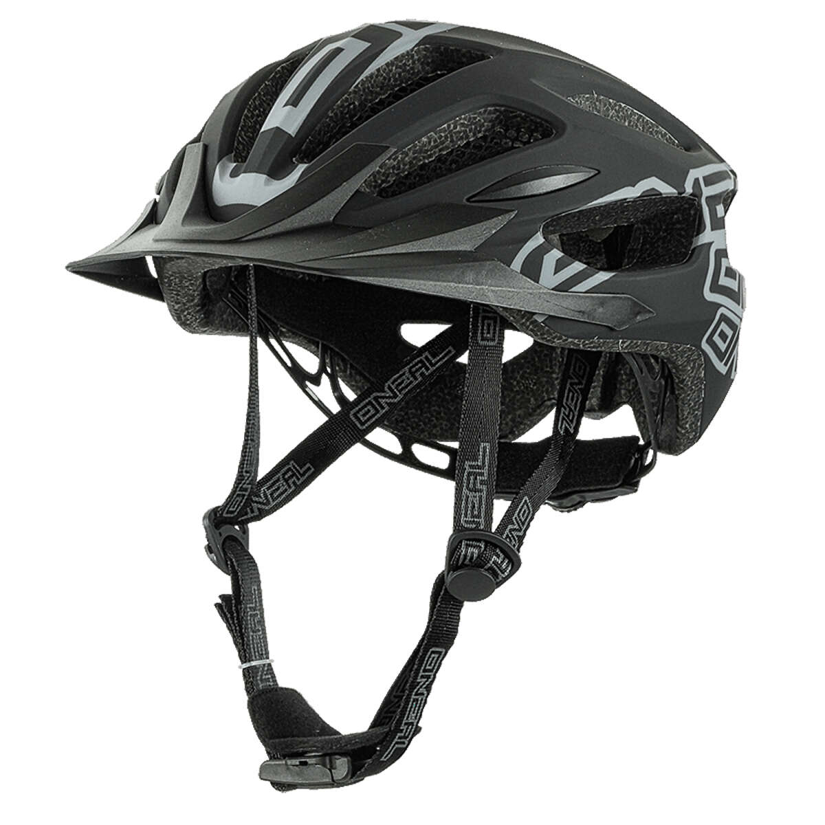 o 39 neal trail mtb helm q rl graphic schwarz 2019 maciag. Black Bedroom Furniture Sets. Home Design Ideas