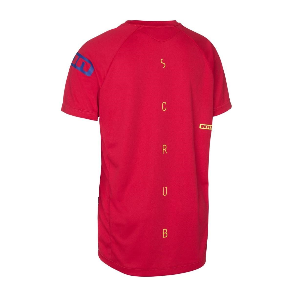 ION Kurzarm-Jersey Helium Scrub Rot Series - Crimson Rot Scrub b7d601