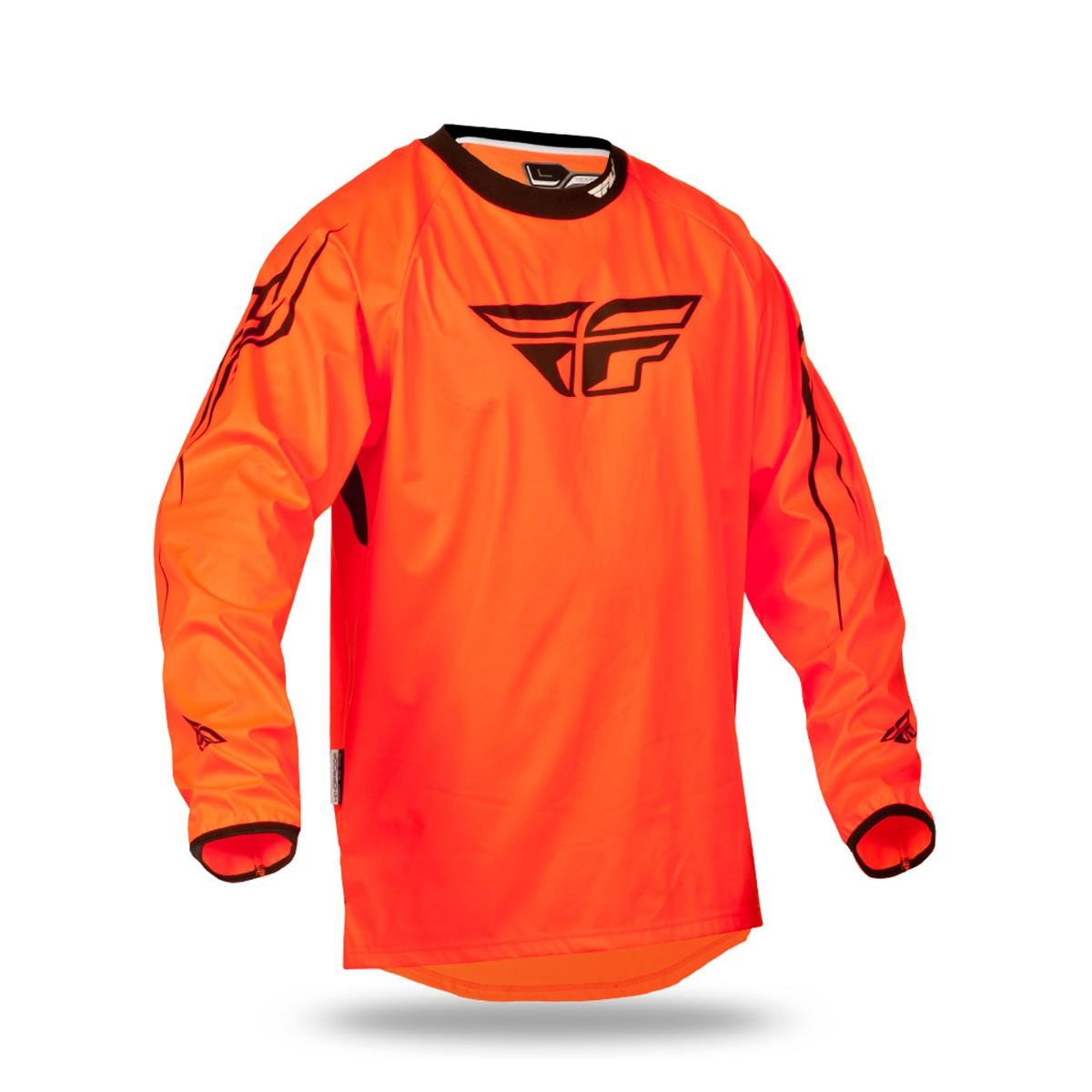 Fly Racing Jersey Windproof Technical Orange