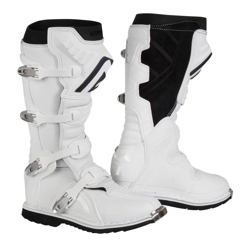 MX X Acerbis Boots Pro White VFull ULMGjqzpVS