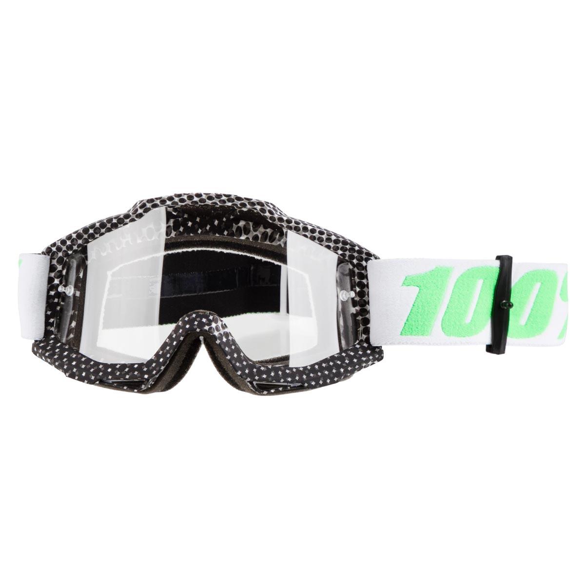 100% Crossbrille The Accuri Newsworthy - Klar Anti-Fog