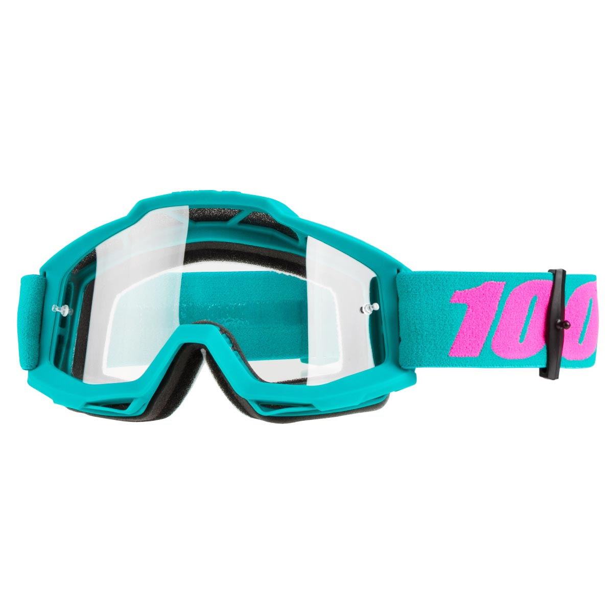 100% Crossbrille The Accuri Passion - Klar Anti-Fog