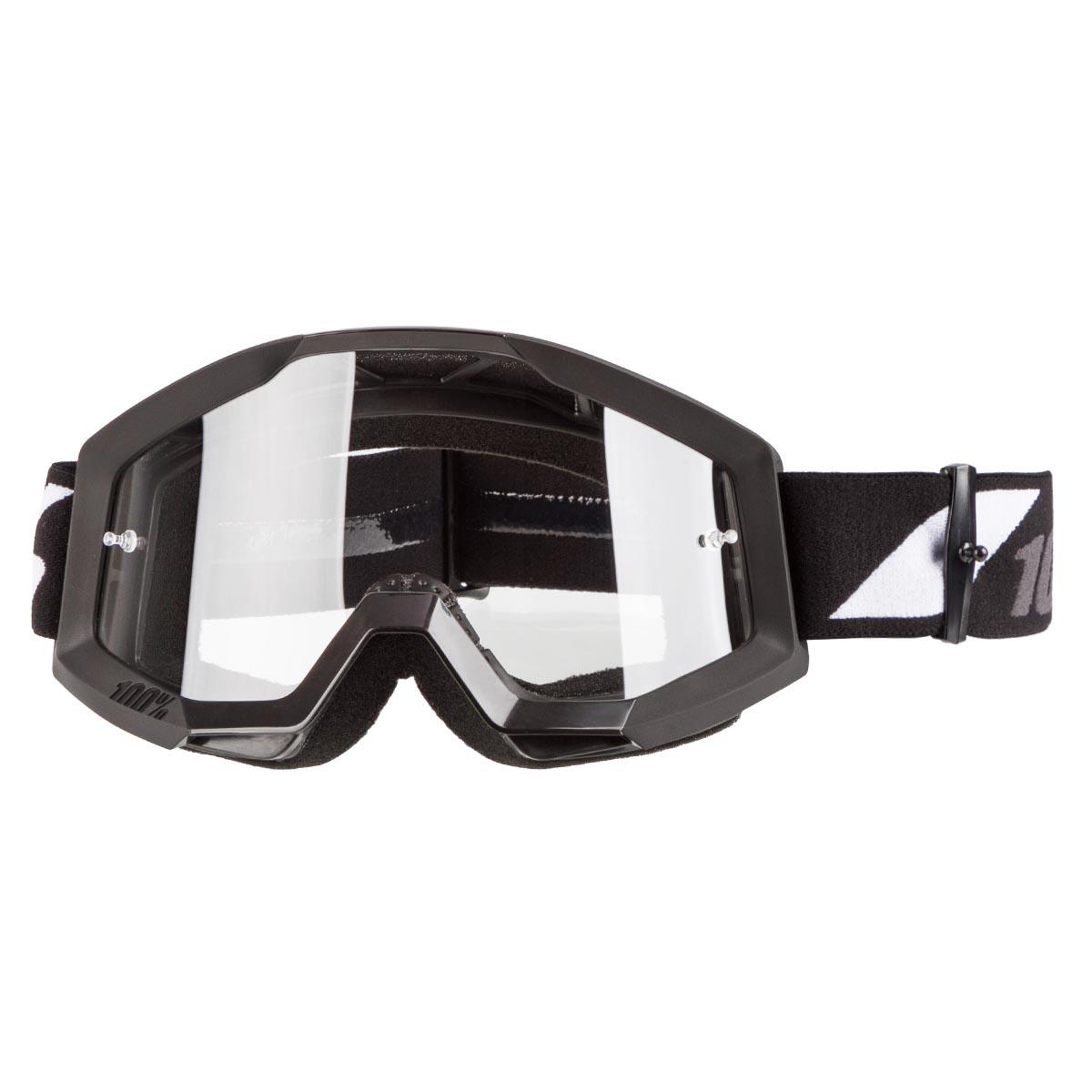 100% Crossbrille The Strata Goliath - Klar Anti-Fog