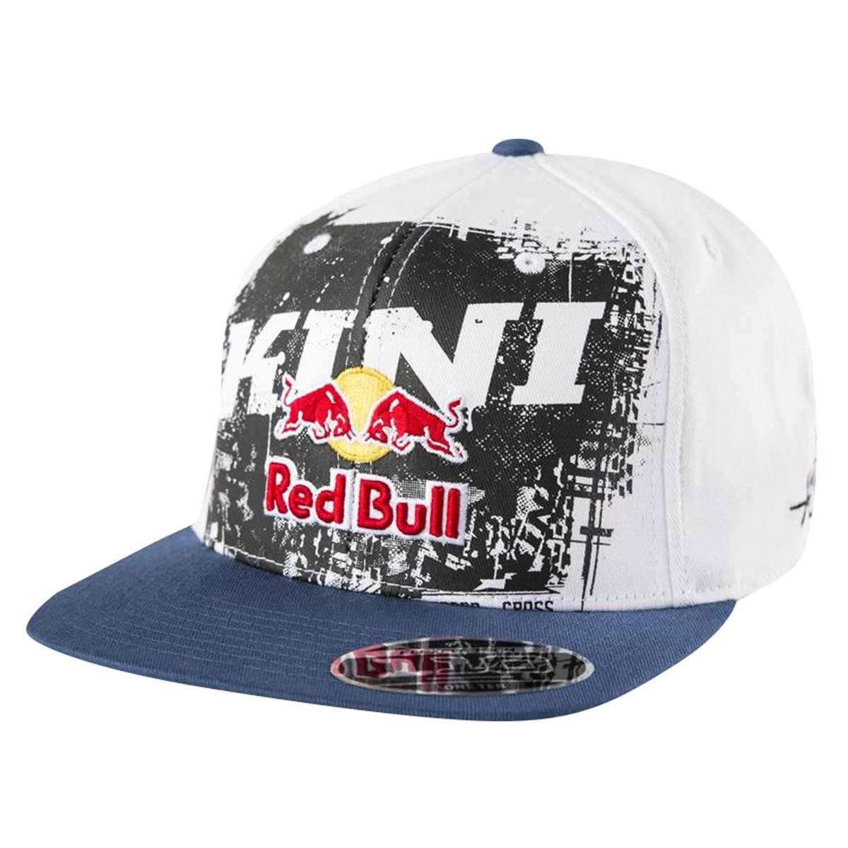 Kini Red Bull Cap Bleed White  53a2c0d974