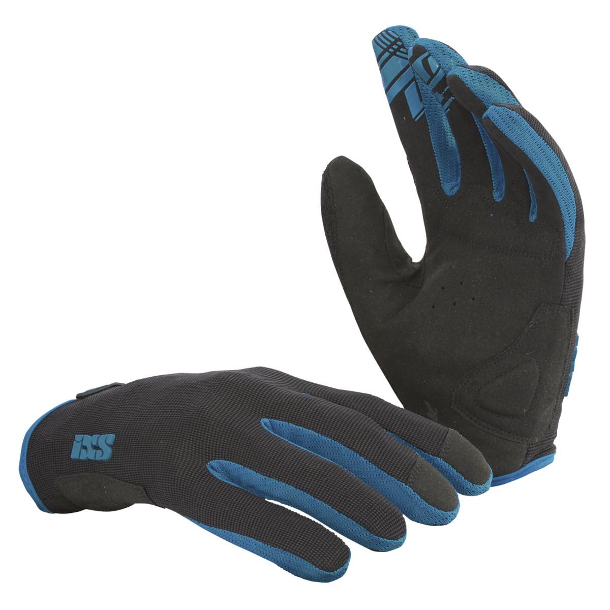 IXS Downhill-Handschuhe TR-X1.1, M, Schwarz
