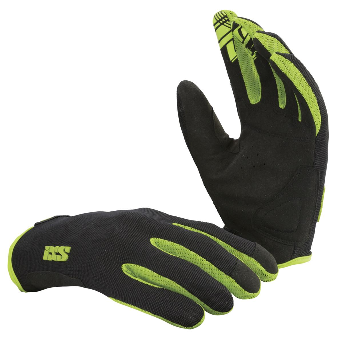 IXS Downhill-Handschuhe TR-X1.1, XL, Schwarz