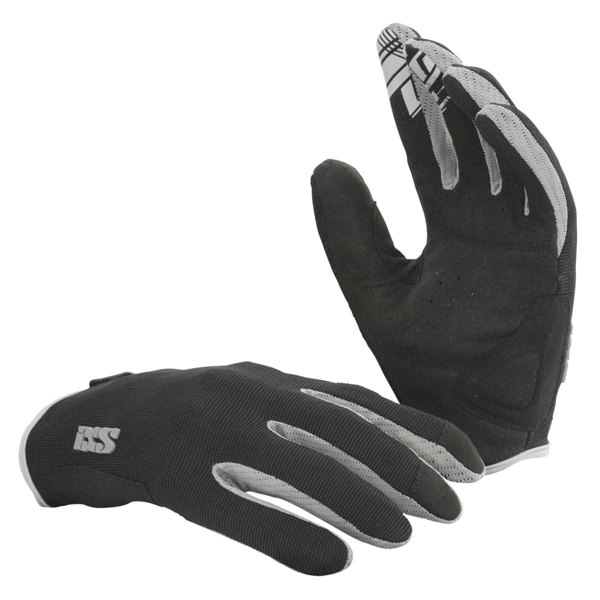 IXS Downhill-Handschuhe TR-X1.1, S, Schwarz