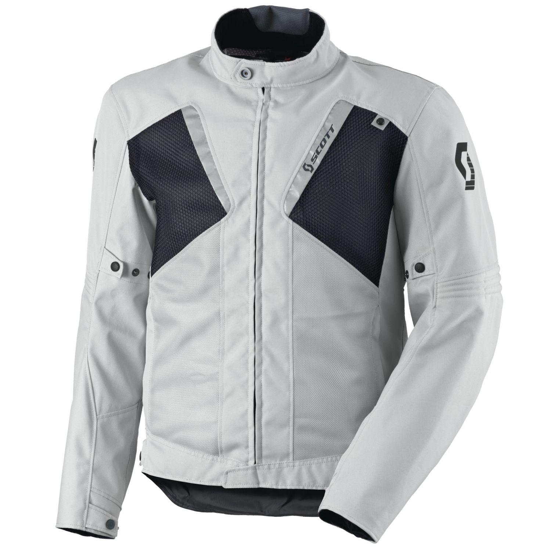 scott enduro jacket summer vtd dp light grey 2016 maciag offroad. Black Bedroom Furniture Sets. Home Design Ideas