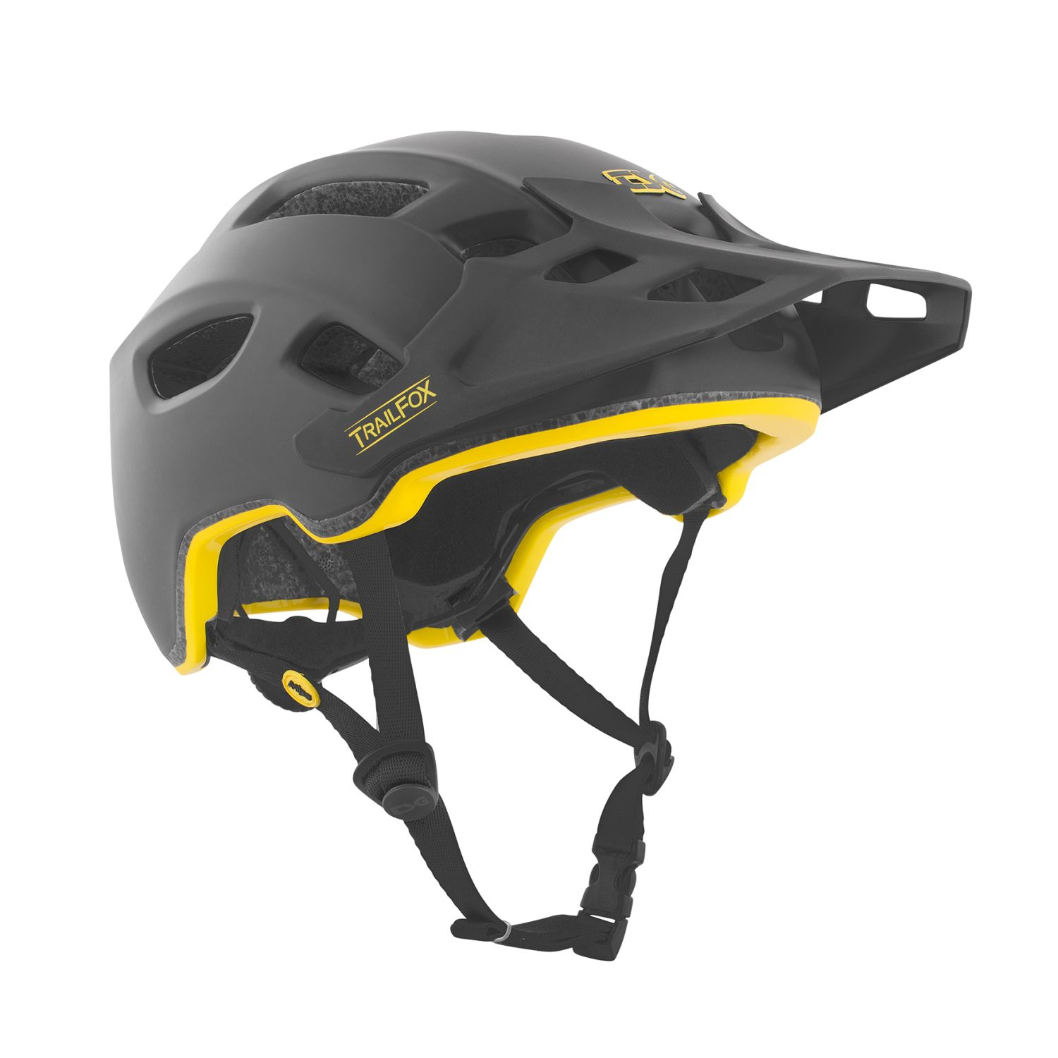 tsg enduro mtb helm trailfox mips solid color satin. Black Bedroom Furniture Sets. Home Design Ideas