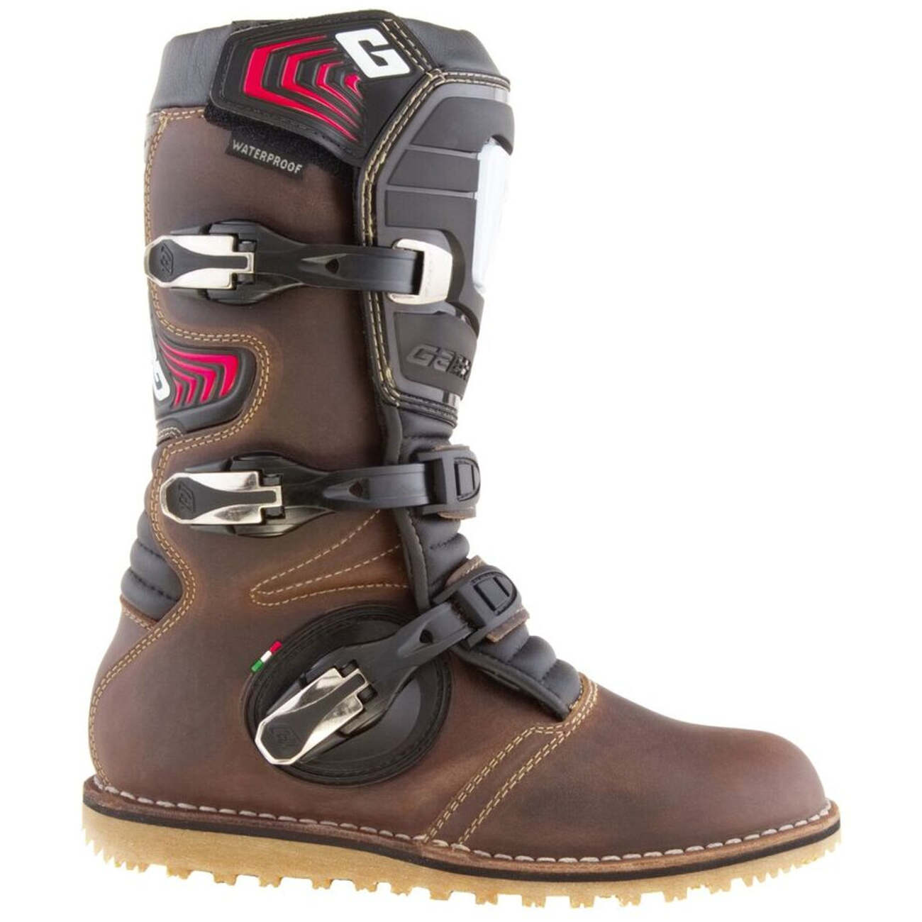 Gaerne Boots Balance Oiled Brown