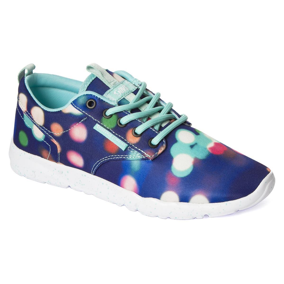 DVS Girls Schuhe Premier 2.0 Navy/Multi
