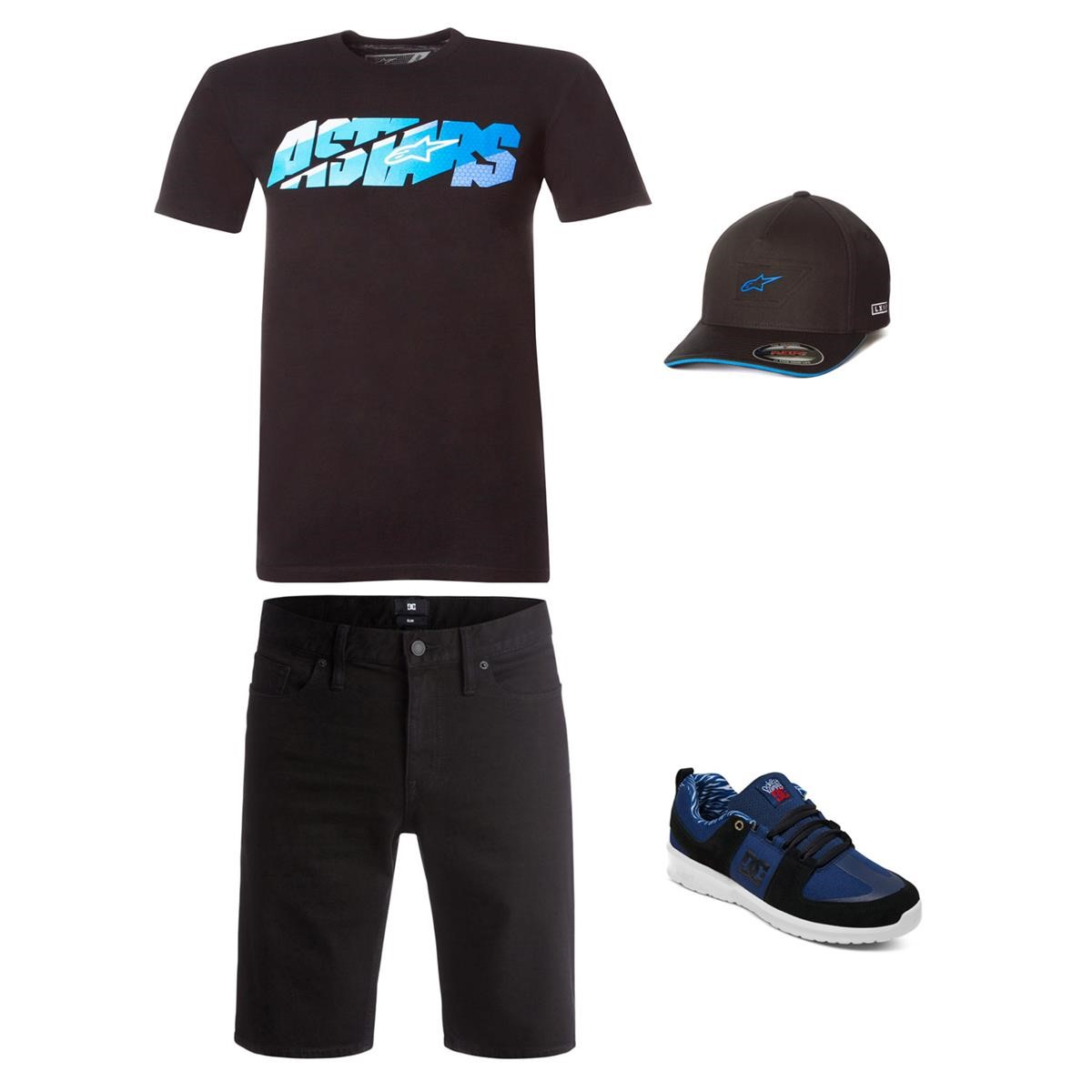50c557d5613 Alpinestars Streetwear Outfit