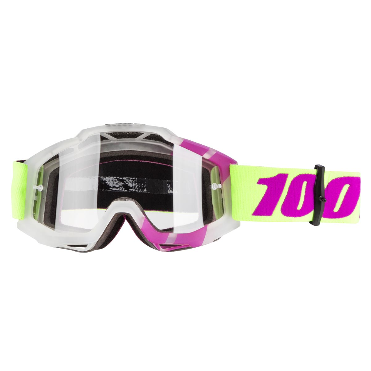 100% Crossbrille The Accuri Tootaloo - Klar Anti-Fog