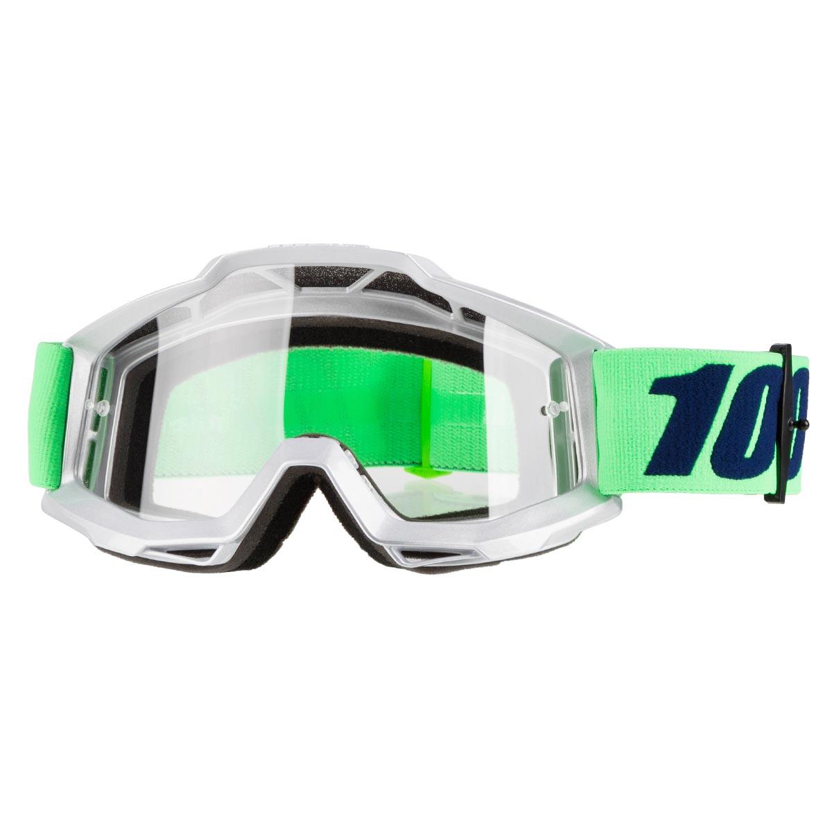 100% Crossbrille The Accuri Nova - Klar Anti-Fog
