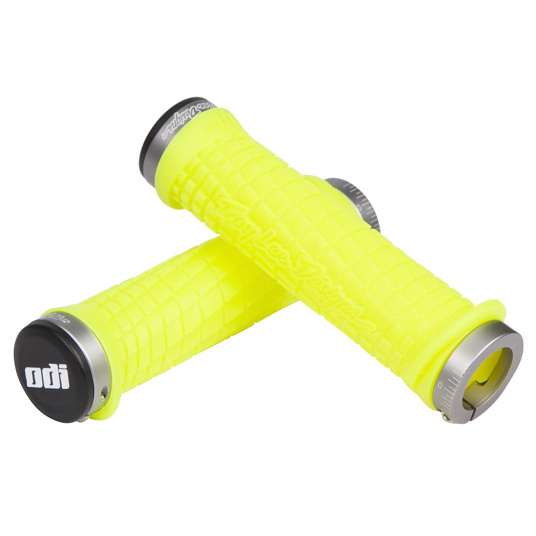 ODI MTB-Griffe Bonus Pack TLD Lock-On Schwarz//Grau 130 mm