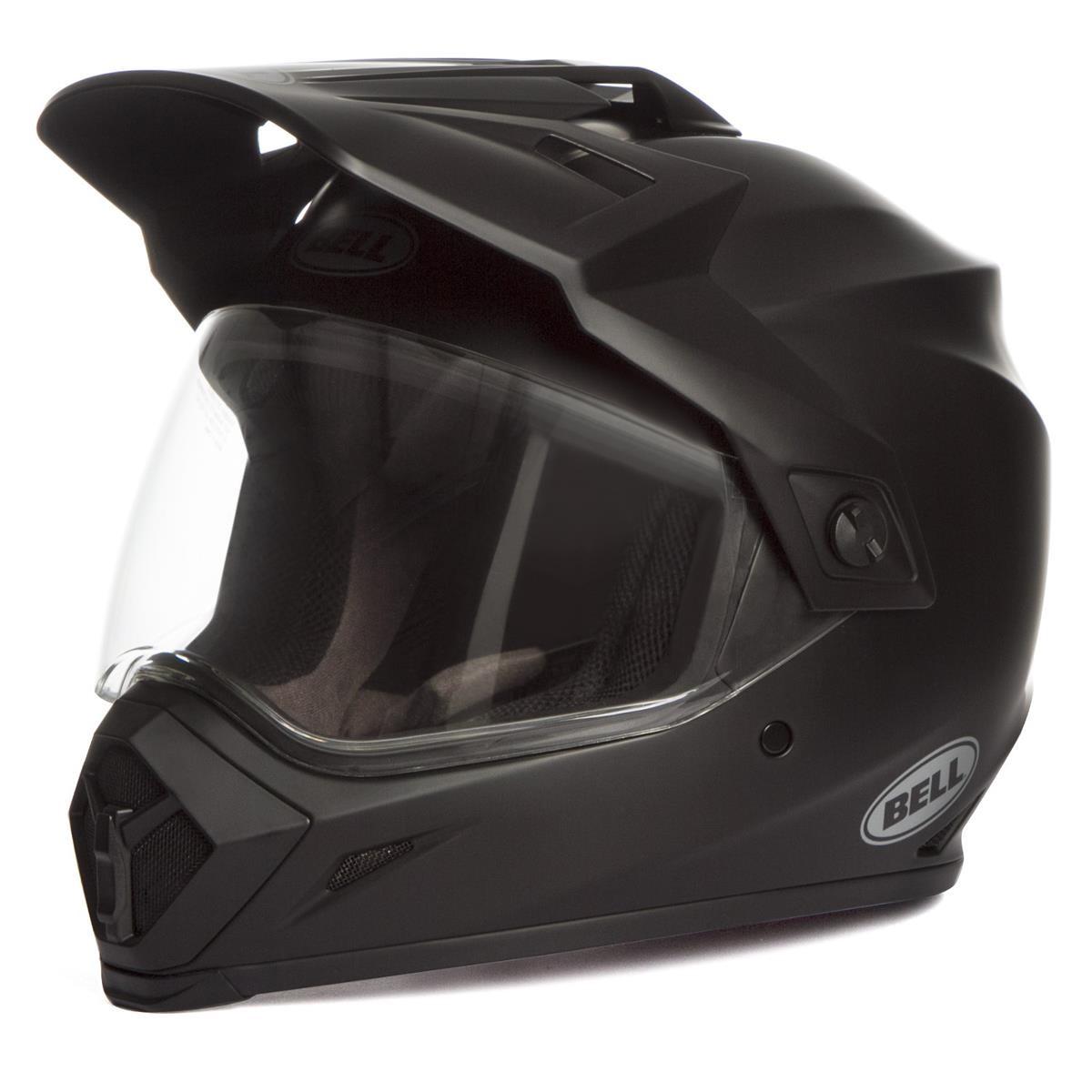 Bell MX-9 Adventure MIPS Helmet Solid Matt Black