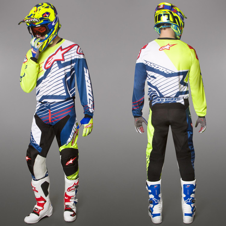 77935ebba9e9c9 Alpinestars Motocross   Enduro MX Combo