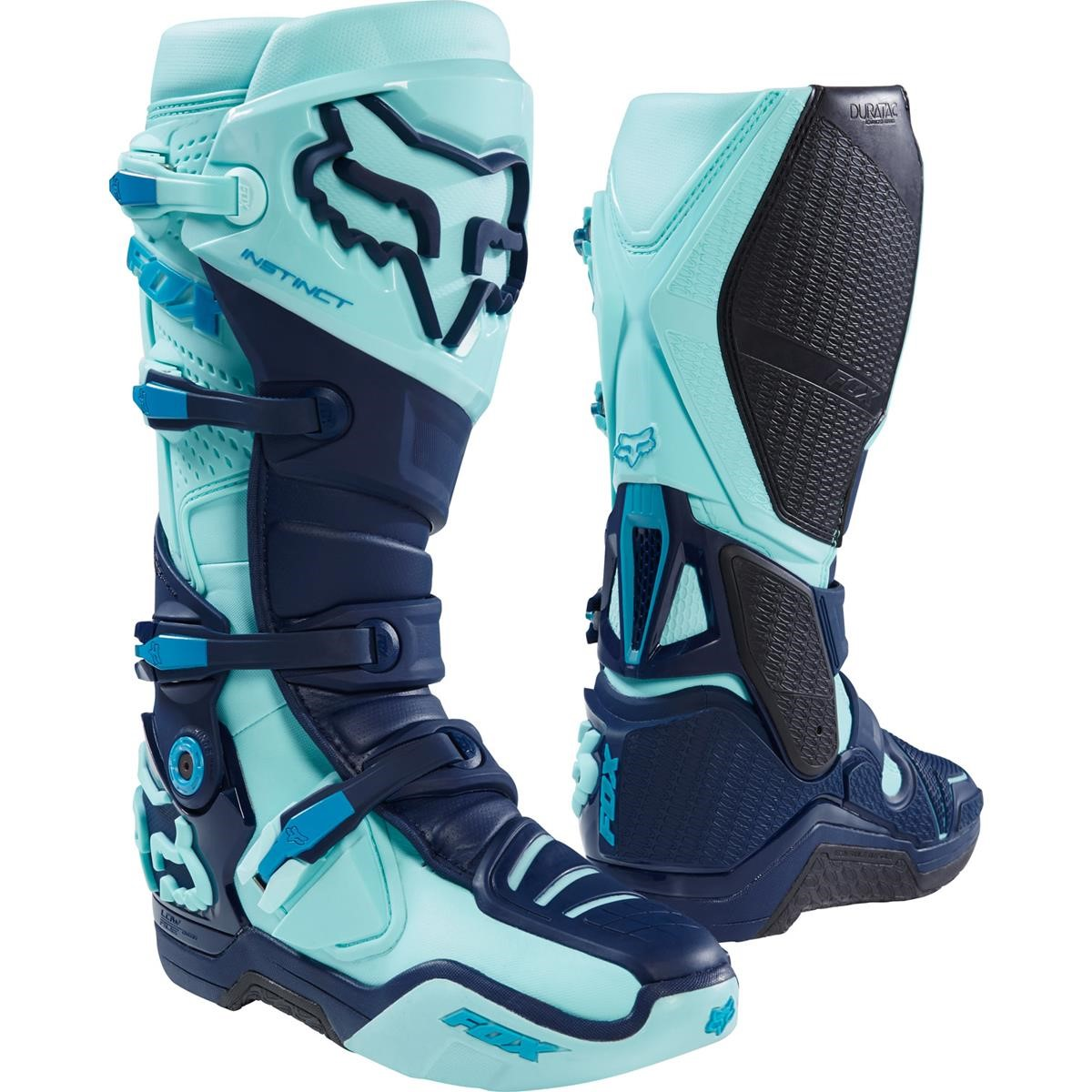 fox motocross stiefel instinct ice blue limited edition glen helen 2016 maciag offroad. Black Bedroom Furniture Sets. Home Design Ideas