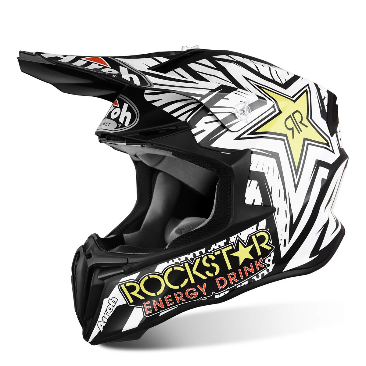 Airoh Helm Twist Rockstar - Matt
