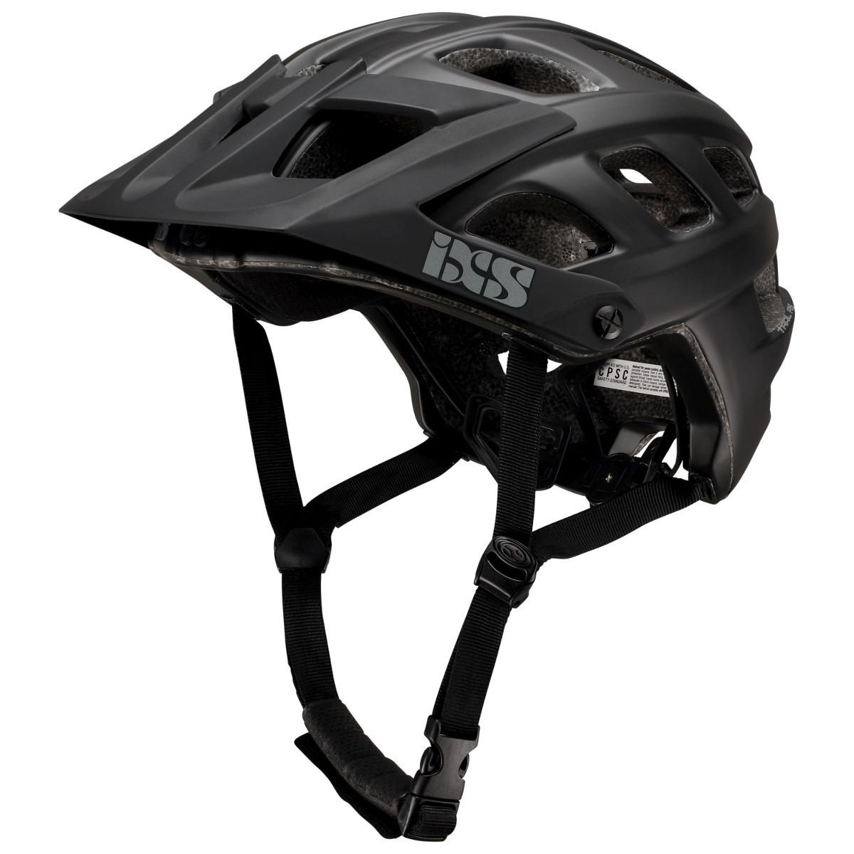 IXS Trail-MTB Helm Helm Helm Trail RS EVO Schwarz 824c6f