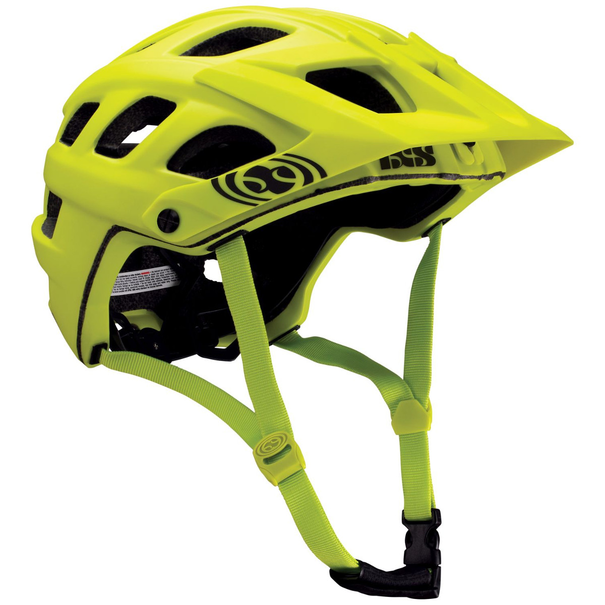 ixs enduro mtb helm trail rs evo lime 2018 maciag offroad. Black Bedroom Furniture Sets. Home Design Ideas