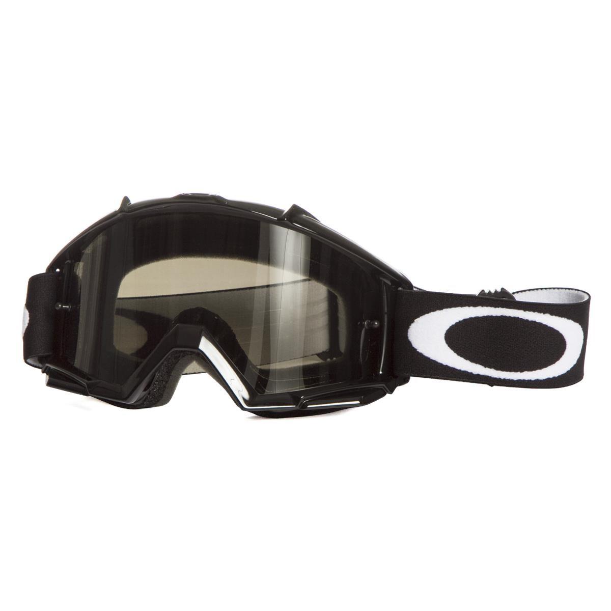 6428ba2a6f3b Oakley Goggle Proven MX H2O Jet Black - Dark Grey 2017