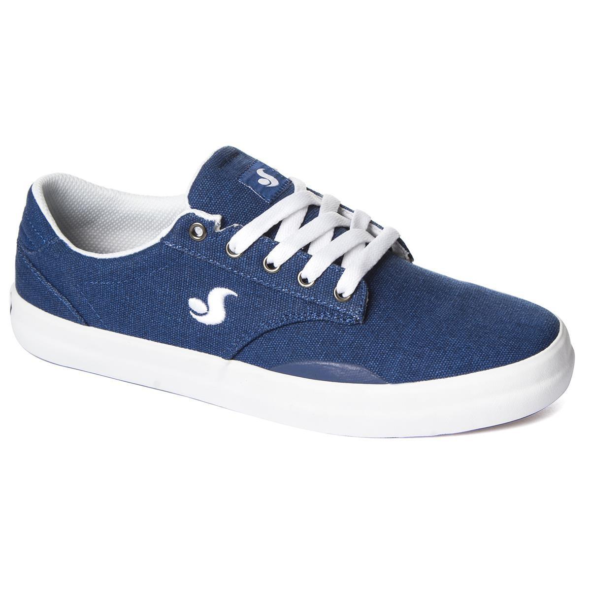 DVS Schuhe Daewon 14 Blau Canvas