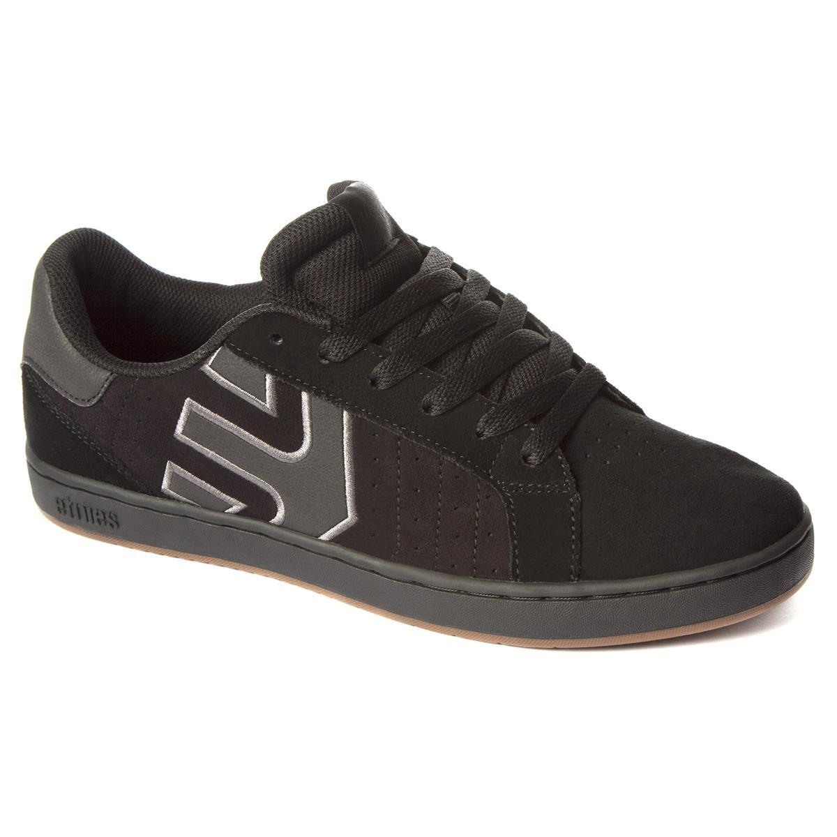 Etnies Fader Shoes White Dark Grey