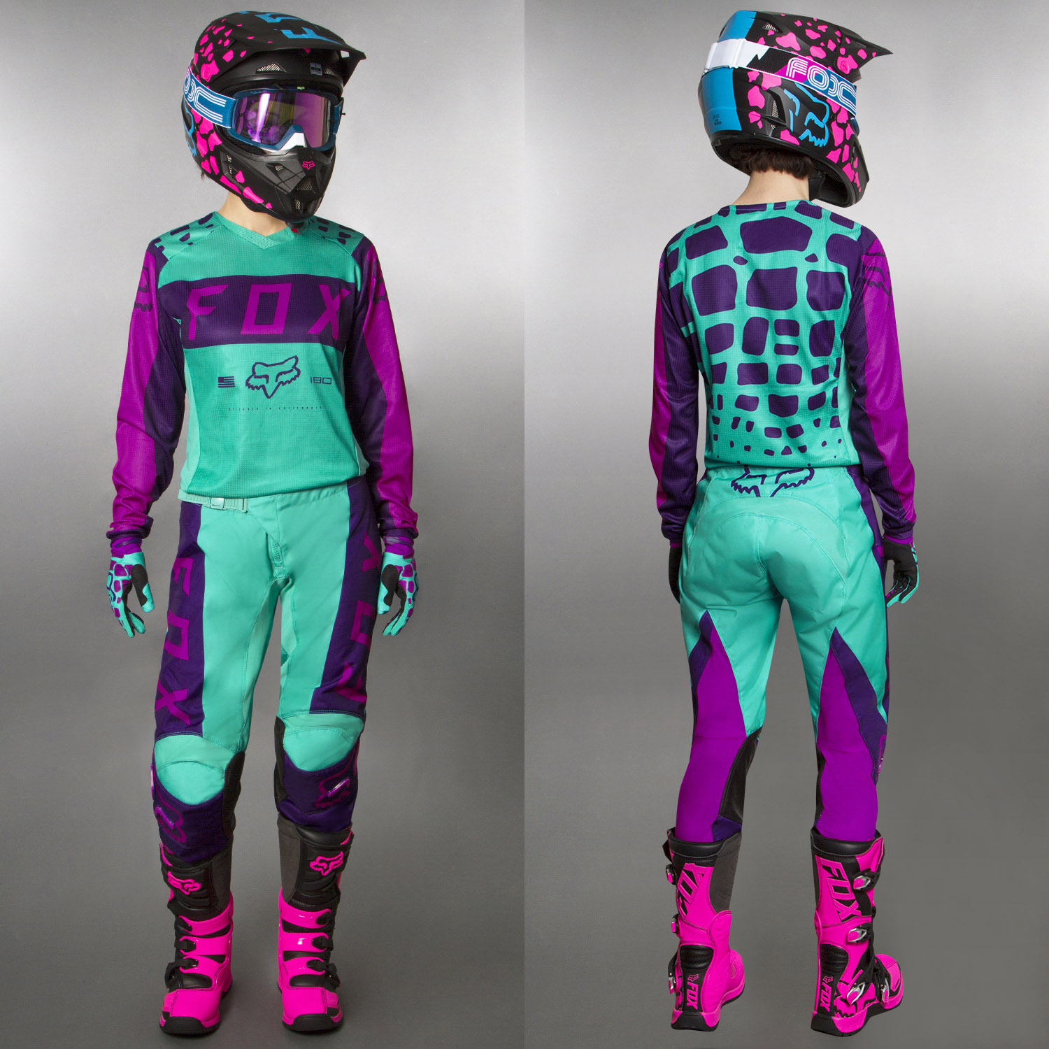 03c76db9867 Fox Motocross   Enduro Girls MX Combo