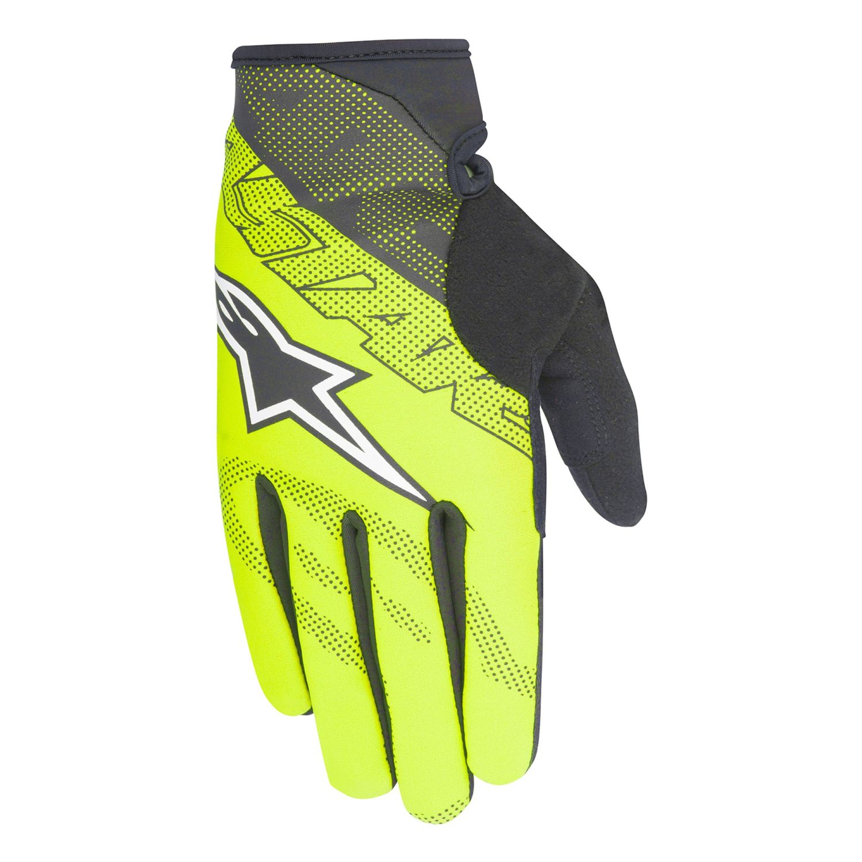 Alpinestars Handschuhe Gelb/Schwarz Stratus Acid Gelb/Schwarz Handschuhe 402731