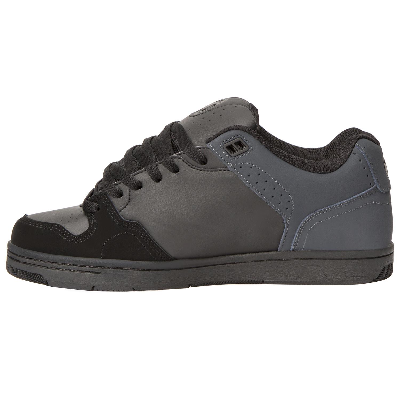 DVS Schuhe Discord Schwarz/Grau/Schwarz Nubuck