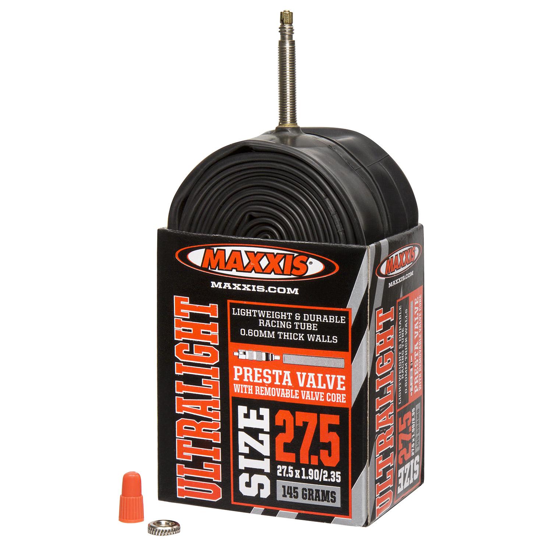 Maxxis MTB-Schlauch UltraLight 27.5 Zoll, Ventil 36 mm