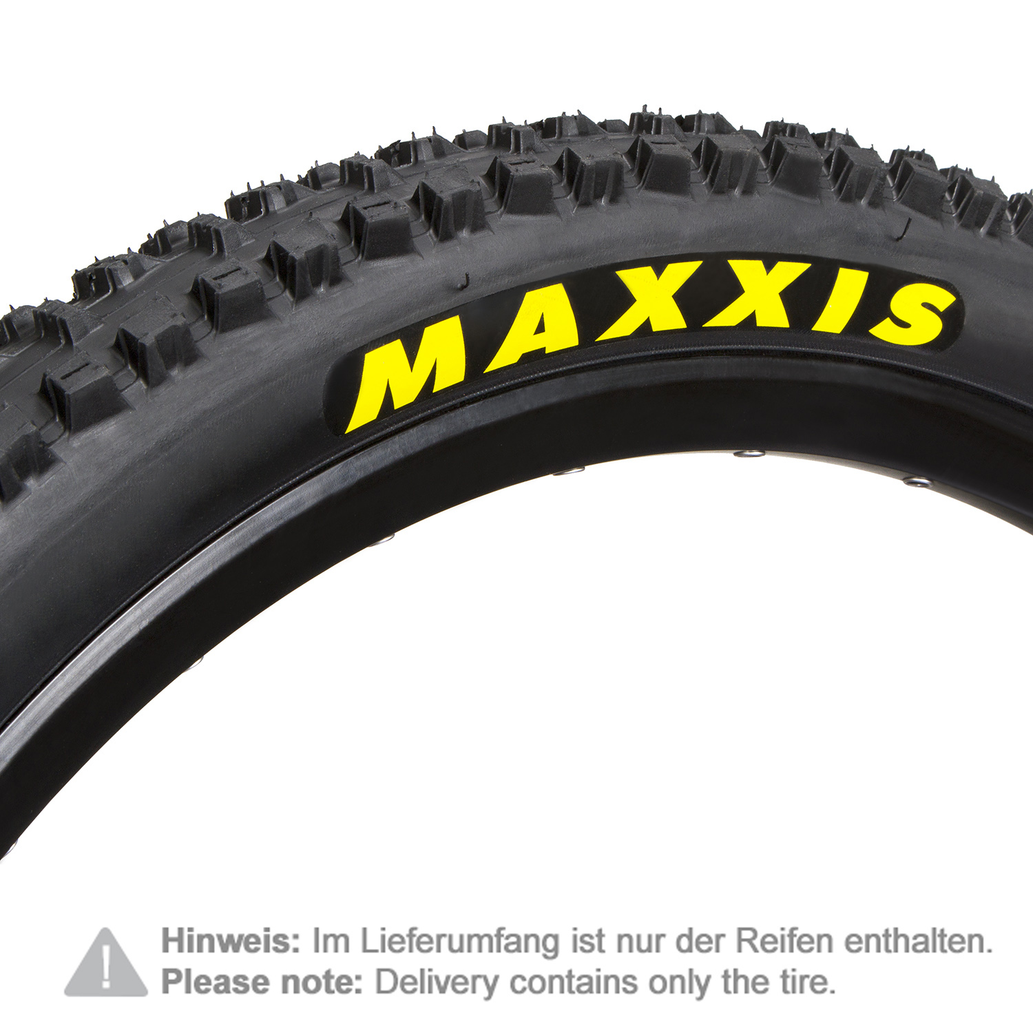 maxxis mtb reifen high roller ii freeride schwarz 26 x 2. Black Bedroom Furniture Sets. Home Design Ideas