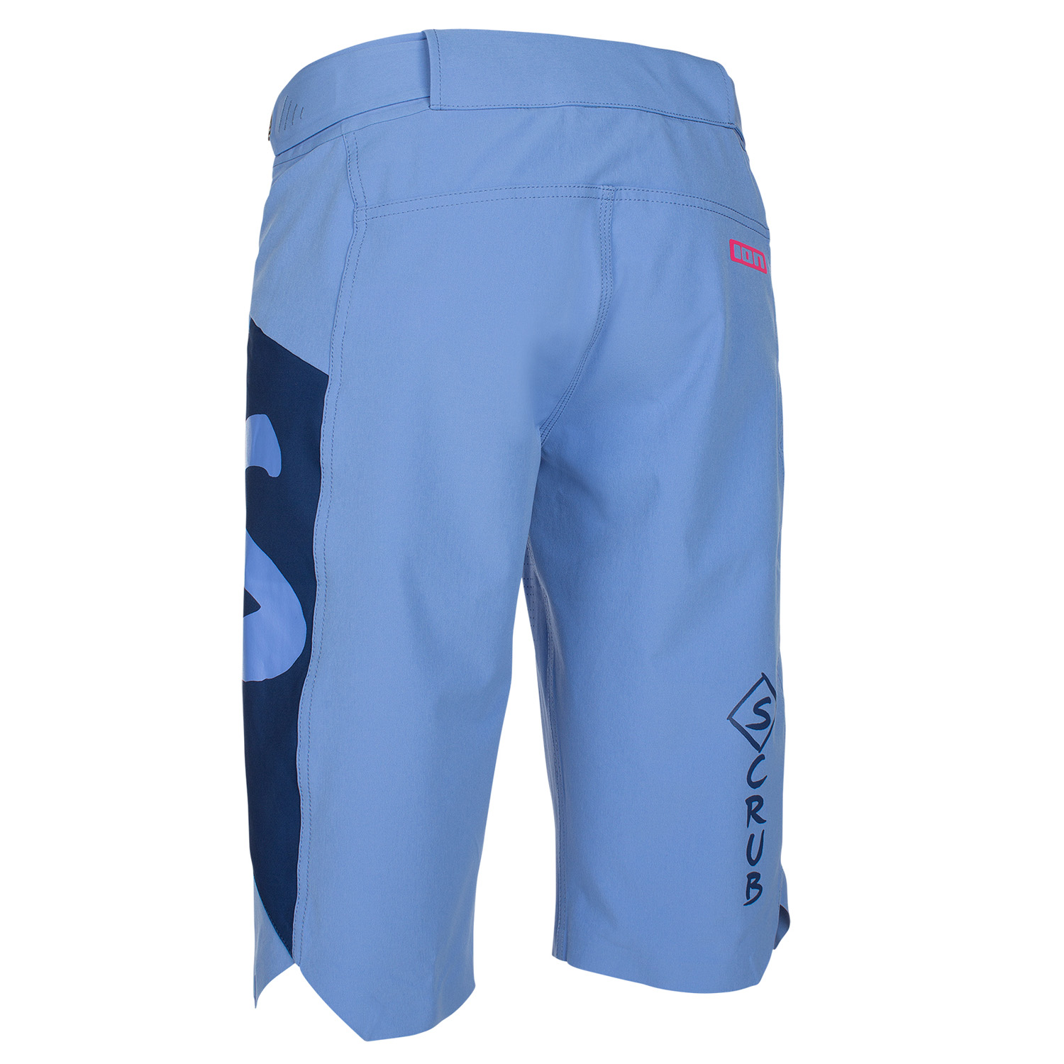 Ion Freeride-Short Girls Freeride-Short Ion SCRUB amp Powder blu 537543