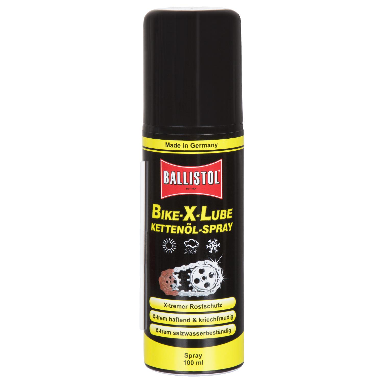 Ballistol Kettenöl Bike-X-Lube Spray, 100 ml