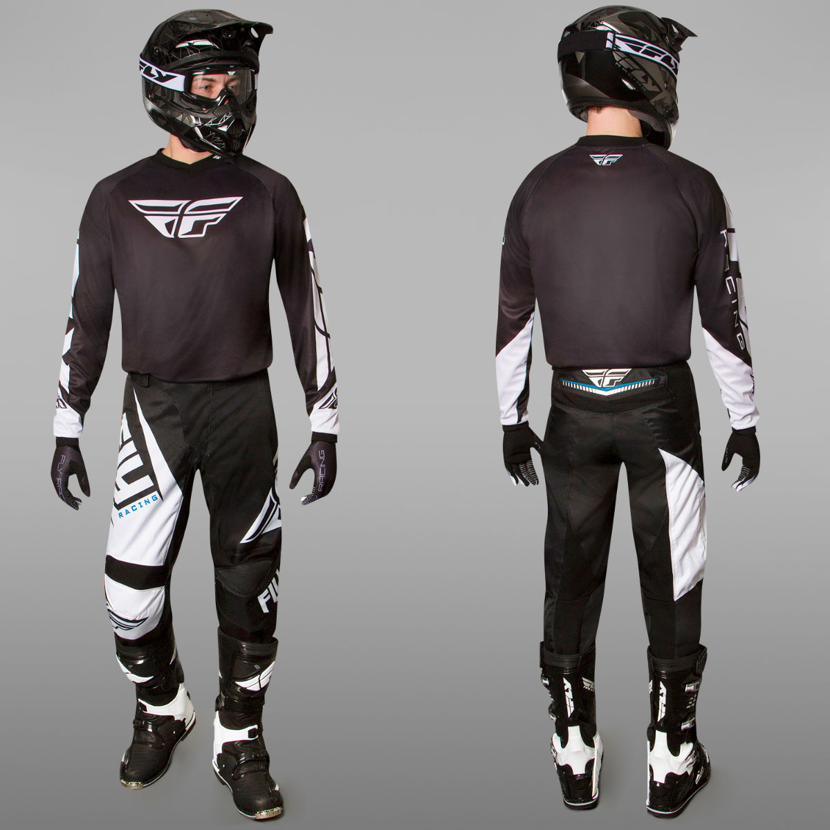Fly Racing Motocross & Enduro MX Combo | Fly Racing Universal ...